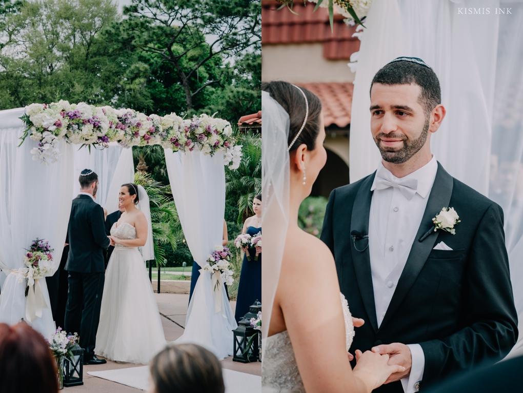 alyssa amp josh are married mission inn resort orlando